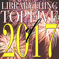 Top Five Books of 2017